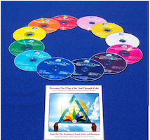 Color Therapy Master Terres Unsoeld and Sound Master Fabien Maman recorded more than 6 hours of listening with music, poetry, meditations, affirmations and self- practice to accompany Terres Unsoeld's book, Accessing the Way of the Soul through Color.