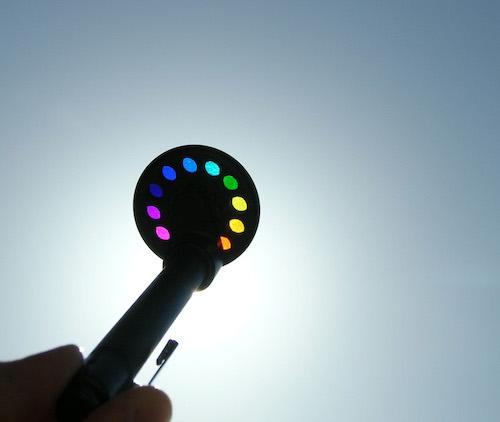 Tama-Do Color Light Wheel