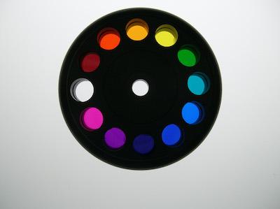 Tama-Do Color Light Wheel Image 2
