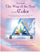 Accessing the Way of the Soul through Color, written by Color Master Terres Unsoeld, is a Spiritual Guide to Color Therapy, from Star to Cell. This is the bible of color for the Aquarian Age