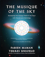 THE MUSIQUE OF THE SKY cover image