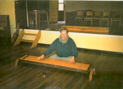 Fabien Maman 1984