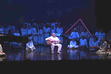 Harmonizing Concerts