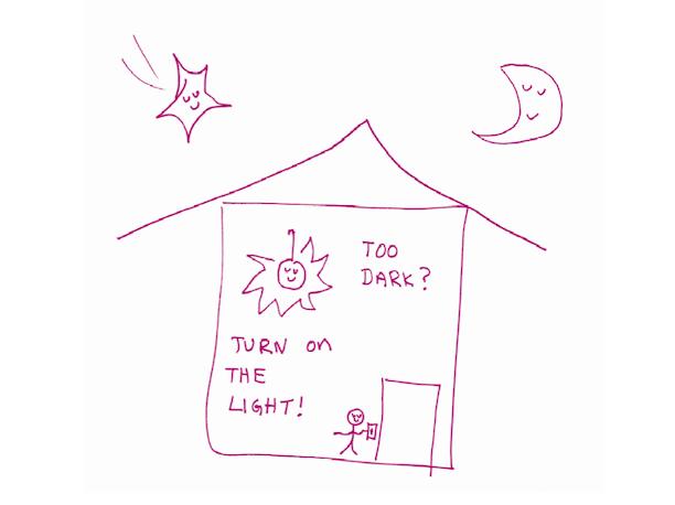 Go to the Light!!