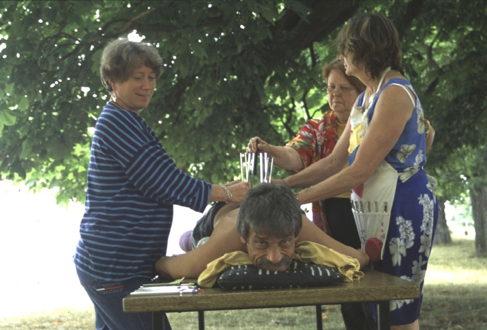 Healing the Energetic Aspect of Trauma