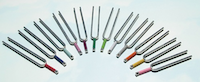 Fabien Maman's Classical Steel Tuning Forks®